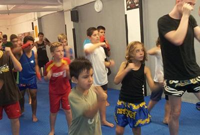 clases-muay-thai-para-niños